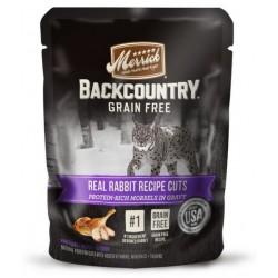 Merrick Grain Free Cat Food with Real Rabbit  Image