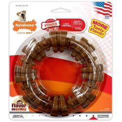 Nylabone Dura Chew Textured Ring - Flavor Medley Image