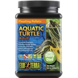 Exo Terra Floating Pellets Adult Aquatic Turtle Food Image