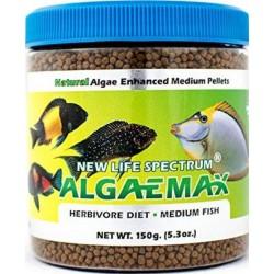 New Life Spectrum Algaemax Medium Sinking Pellets Image