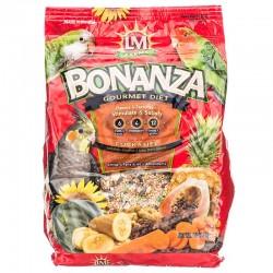 LM Animal Farms Bonanza Gourmet Diet - Cockatiel Food Image