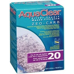 AquaClear Filter Insert - Zeo-Carb Image