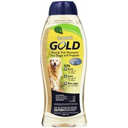 Sergeants Gold Flea and Tick Shampoo for Dogs and Puppies Image