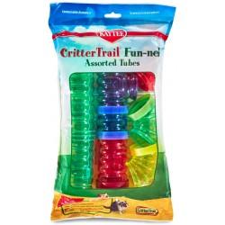 Kaytee CritterTrail Fun-nels Assorted Tubes Image