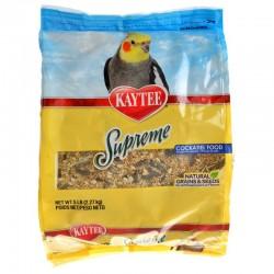 Kaytee Supreme Fortified Daily Diet - Cockatiel Image