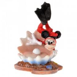 Penn Plax Diving Minnie Resin Ornament Image