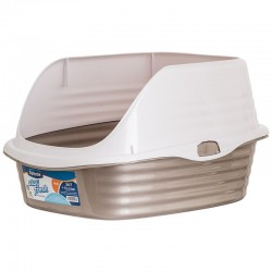 Petmate Stay Fresh Rimmed Pan Image