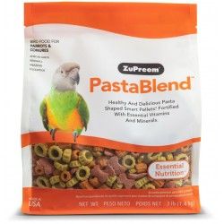 ZuPreem PastaBlend Pellet Bird Food for Parrot and Conure Image