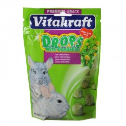 Vitakraft Drops with Dandelion for Chinchillas Image