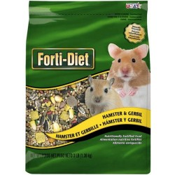Kaytee Hamster And Gerbil Food Fortified With Vitamins And Minerals For A Daily Diet  Image
