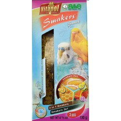 A&E Cage Company Smakers Parakeet Variety Treat Sticks Image