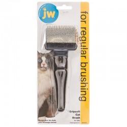 JW GripSoft Cat Brush Image