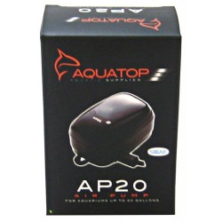 Aquatop Aquarium Air Pump Image