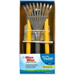 Four Paws Wee Wee All in One Dog Waste Pooper Scooper Set  Image
