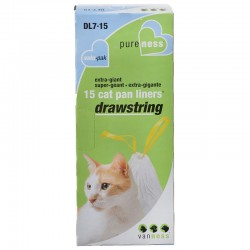 Van Ness PureNess Cat Pan Liners with Drawstring Image