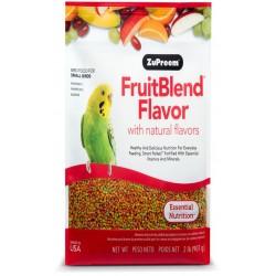 ZuPreem FruitBlend Flavor Bird Food for Small Birds Image