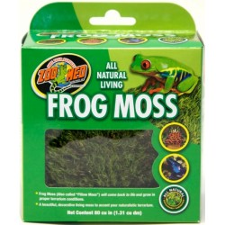 Zoo Med All Natural Living Frog Moss Image