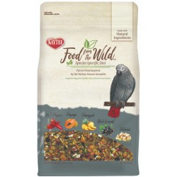 Kaytee Food From The Wild Parrot Food For Digestive Health  Image