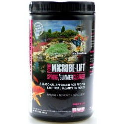 Microbe Lift Spring/Summer Cleaner for Ponds Image