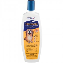 Zodiac Oatmeal Conditioning Shampoo for Dogs & Puppies Image