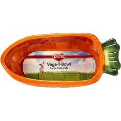 Kaytee Veg-T-Bowl - Carrot Image