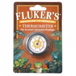 Flukers Precision Calibrated Thermometer Image