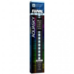 Fluval Aquasky Bluetooth LED Aquarium Light Image