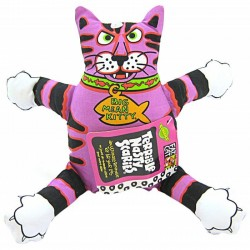 Fat Cat Terrible Nasty Scaries Dog Toy Image