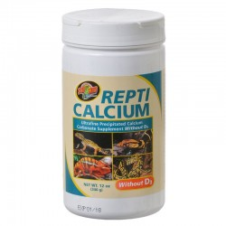Zoo Med Repti Calcium Supplement without D3 Image