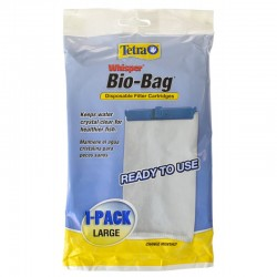 Tetra Whisper Bio-Bag Disposable Filter Cartridges - Large Image