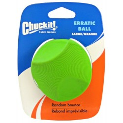 Chuckit Erratic Ball for Dogs Image