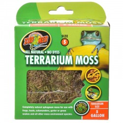 Zoo Med All Natural Terrarium Moss Image