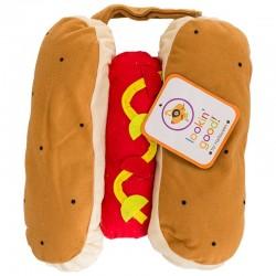 Lookin' Good Hot Dog Dog Costume Image