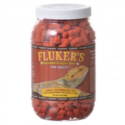 Flukers Bearded Dragon Diet for Adults Image