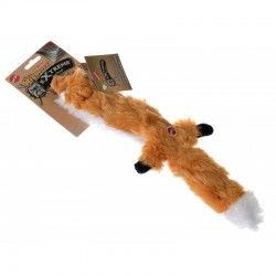 Spot Skinneeez Extreme Quilted Fox Toy - Mini Image