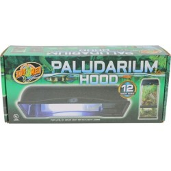 Zoo Med Paludarium Hood UVB Image