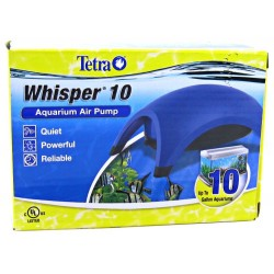 Tetra Whisper Aquarium Air Pumps Image
