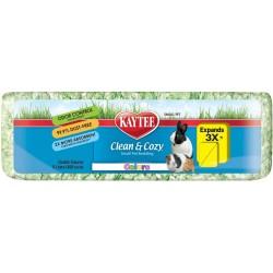 Kaytee Clean & Cozy Small Pet Bedding - Green Image