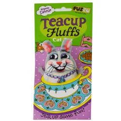 Fuzzu Bunny Cat Toy Image