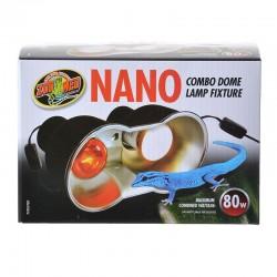 Zoo Med Nano Combo Dome Lamp Fixture Image