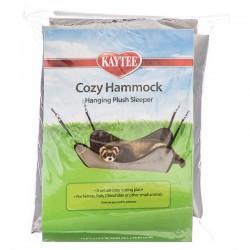 Kaytee Cozy Hammock Hanging Plush Sleeper Image