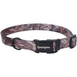 Remington Adjustable Patterned Dog Collar - Mossy Oak Duck Blind Image