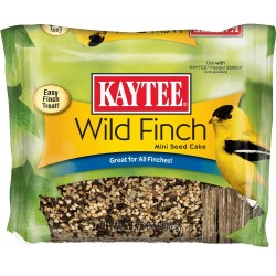 Kaytee Wild Finch Mini Seed Cake Image