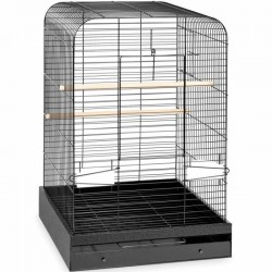 Prevue Madison Bird Cage - Black Image