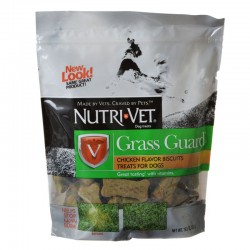 Nutri-Vet Grass Guard Wafers Image