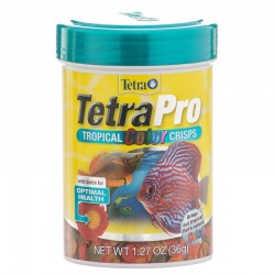 Tetra Pro Tropical Color Crisps Image