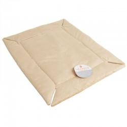 K&H Self-Warming Crate Pad - Tan Image