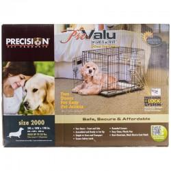 Precision Pet Pro Valu Great Crate - Two Door Image
