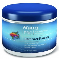 Aqueon Pro Herbivore Formula Pellet Food Image