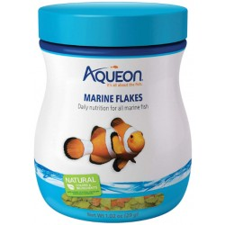 Aqueon Marine Flakes Fish Food Image